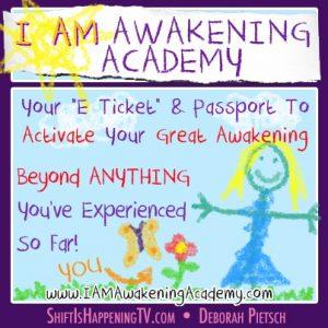 I Am Awakening Academy - Shift is Happening