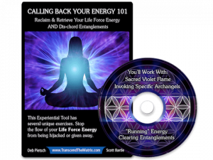 Calling Back Your Energy with Deborah Pietsch