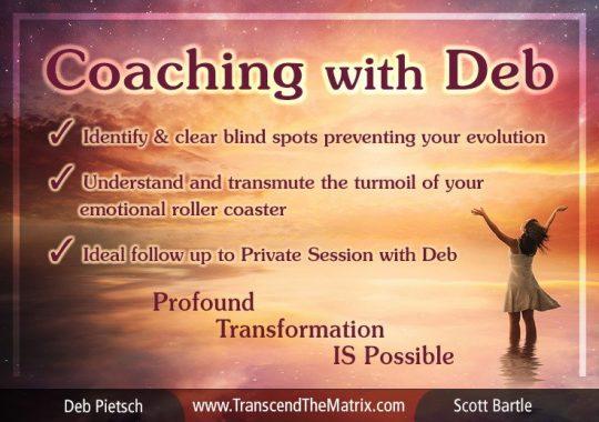 Coaching With Deborah Pietsch