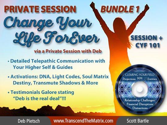 Private Session Bundle CYF101 Deborah Pietsch