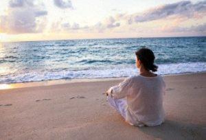 Balance & Harmony - beach meditation