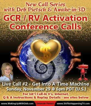 GCR : RV Activation Conference Call #2 Nov 29 2015