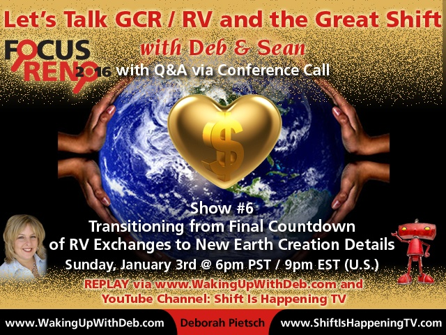 GCR : RV Show #6 Jan 3 2016