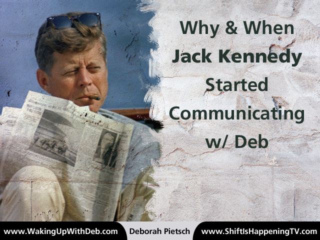 Jack Kennedy Began Communicating With Deb in August 2013 Learn Why & For What Reason