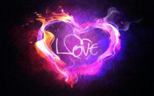 Love Energy Swirl