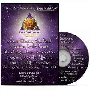 Master Clearing Your Field - DVD case