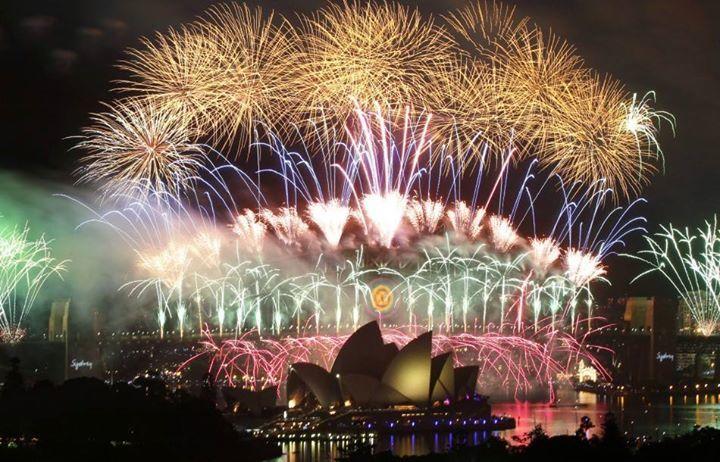 NYE Sydney Harbour 2015