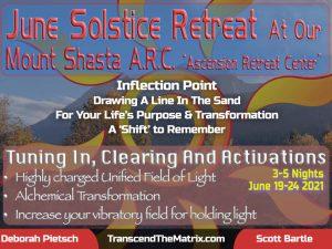 Mount Shasta Solstice Retreat