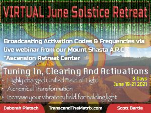 Mt Shasta Virtual June Solstice Retreat